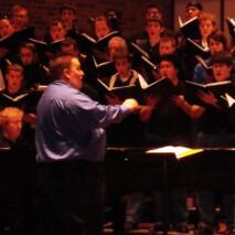 Men's Festival Chorus, UW-Whitewater