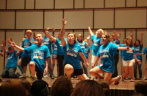 Choral-Vocal Camp, UW-Whitewater