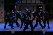 """""""Cop Song"""" from Urinetown, UW-Whitewater"""