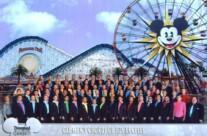 GMCLA at Disney California Adventure